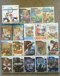 Wii Stuff For Sale