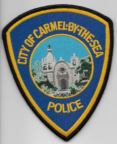 Carmel by the Sea Police State  California CA