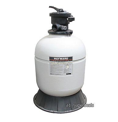 Hayward pro series sand filter system complete - Hayward swimming pool ...