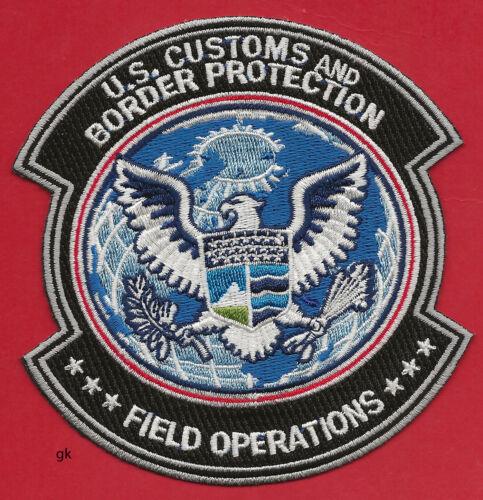 BORDER PROTECTION POLICE SHOULDER PATCH  Color
