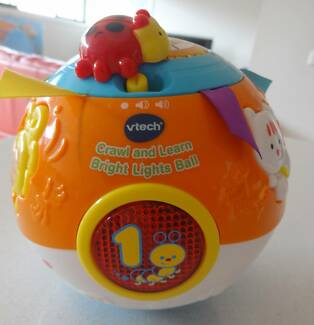 Vtech Grawl and Learn Bright Lights Ball