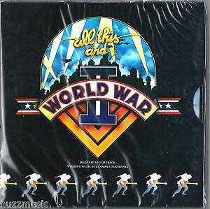 ALL THIS AND WORLD WAR II - The Beatles (CD 2001) NEW & SEALED! Lennon McCartney