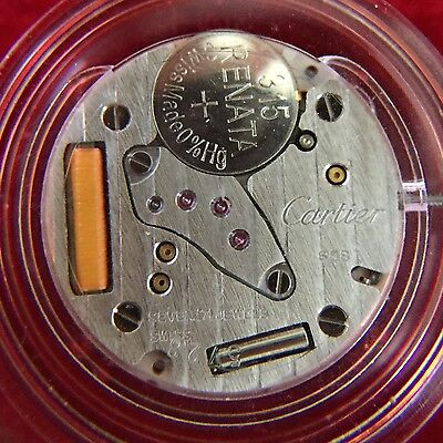 Cartier Calibre 688 Quartz Movement New - Small Roadster / Tank Louis Lrg & more