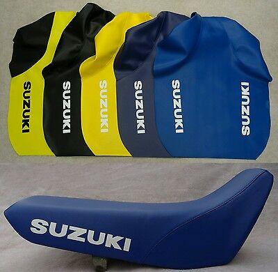 SUZUKI DR250 DR350 1990 1991 1992 1993 1994 1995 1996 SEAT COVER