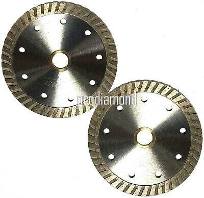 4.5 2pcut Concretegranitestonebrickblockpaverasphalt Diamond Blade-best