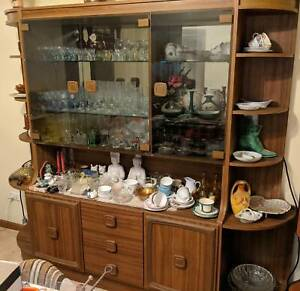 Display Cabinet with sides
