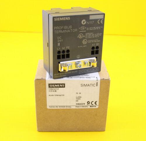 Siemens 6ES79720DA000AA0 PROFIBUS Terminating Resistor RS 485 Termanator 24V DC
