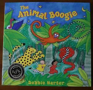 Single Book - SBP#218 - The Animal Boogie (plus CD)