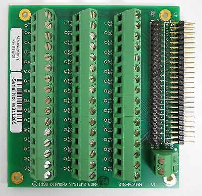 Diamond System Stb-pc104 Screw Terminal Board