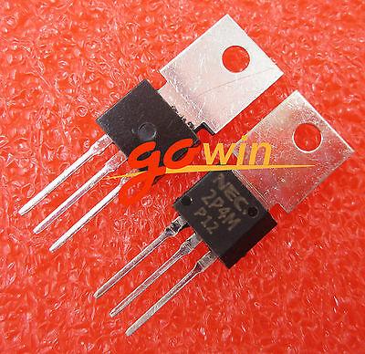 5PCS NEC T0-202 2A 400V SCR Thyristor 2P4M NEW