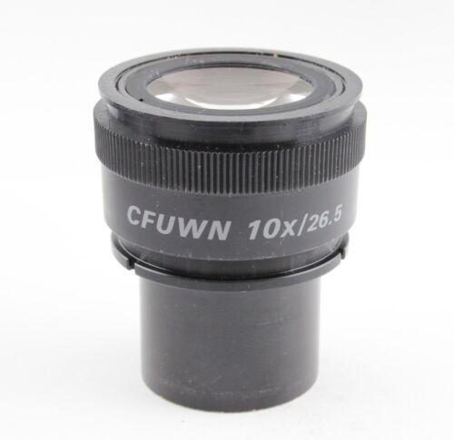 Nikon CFUWN 10x 26.5 Microscope Eyepiece 30mm Optiphot Microphot Epiphot