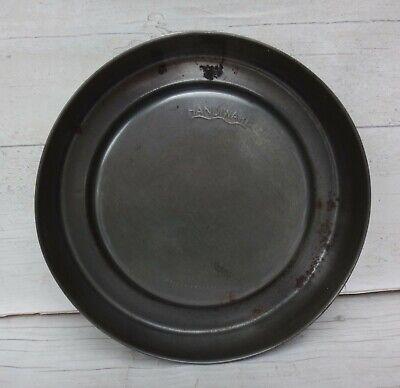 """Vintage Handiware Metal Sponge Flan Baking Tin 8"""" dia. Kitchenalia"""