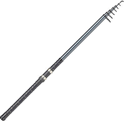 DAM Camaro Tele Stellfischrute Hechtrute Hecht Teleskoprute 6,00 m 50-100 g NEU