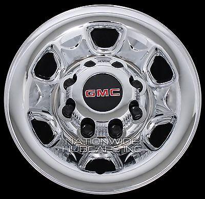 2500 Pickup Hub - 4 Chrome GMC 2500 3500 HD 16