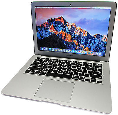 """Apple MacBook Air 4,2 13"""" Core i5-2557M 1.7GHz 4GB Mid-2011 A1369 No HDD/Adapter"""