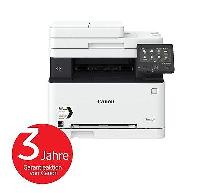 Canon i-SENSYS MF635Cx Farblaser-Multifunktionsgerät 4-in-1 ADF Duplex LAN