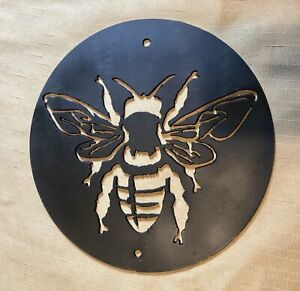 Honey Bee Metal Art Decorations