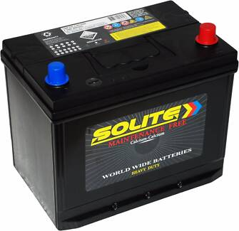 SOLITE Car Battery CMF70L  HONDA/HOLDEN/FORD/HYUNDAI/KIA/MAZDA/