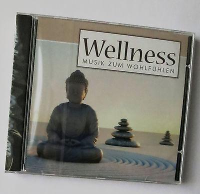 CD Wellness Musik zum Wohlfühlen  7838 neu ... Traumlandschaft u. a.