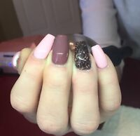 Gel Nail Services