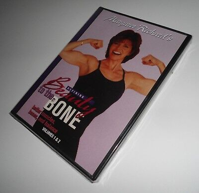 Margaret Richard's Defining Beauty to Bone Workout Body Electric (DVD NEW) 1,2
