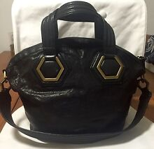 Kennith Cole Leather Handbag tote Toowong Brisbane North West Preview