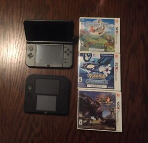 Nintendo 3DSXL (SOLD) and 2DS