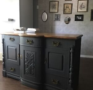 EXQUISITE Antique Sideboard/Buffet - MUST SEE