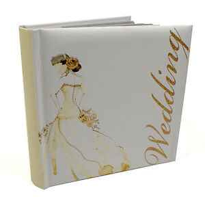 Large-Wedding-Photo-Picture-Album-GB4200-GOLD