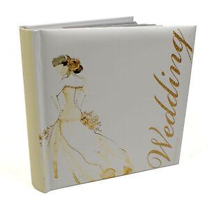 Large-Wedding-Photo-Picture-Album-GB4200-GOLD