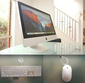 """iMac 21"""" 2009 + 500GB + 4GB + BONUS SOFTWARES Melbourne CBD Melbourne City Preview"""