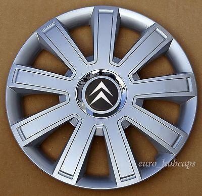 "NEW 14"" wheel trims, Hub Caps, Covers to fit Citroen C1 ( Quantity 4)"