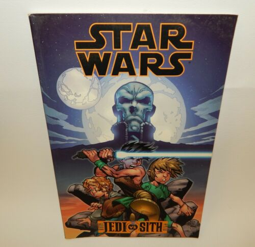 Dark Horse Comics - Star Wars Jedi vs Sith - Graphic Novel TPB