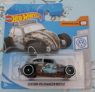 Hot Wheels  (VW) Custom Volkswagen BEETLE   No.8/10  69/250   2019