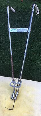 Mantis Tiller Rotavator Handle Bars. (Compleat).