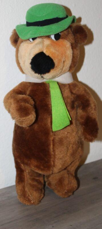"""Vintage Yogi Bear 13"""" Plush ***1980"""