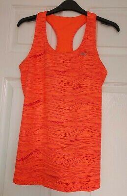 Ladies Puma Gym vest Top Size 14