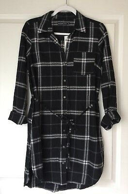 NWT Abercrombie & Fitch 2018 Women's Shirt Dress (Size: M) for sale  Shipping to India