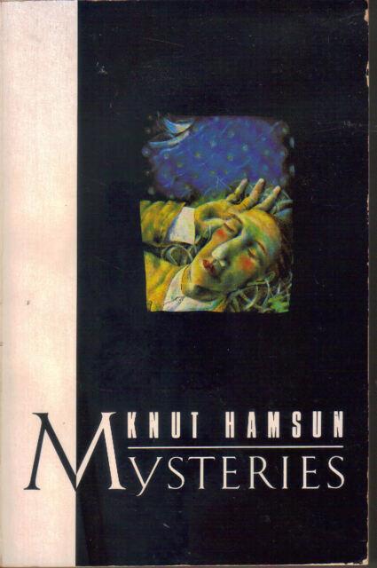 KNUT HAMSUN - Mysteries P/B