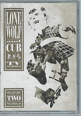 Lone Wolf and Cub: Collection 2 NEW (DVD, 2010, 6-Disc Set,Tokyo Shock)