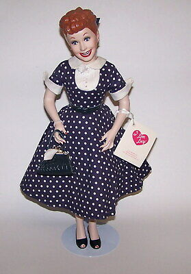 "I Love Lucy 19"" Doll Hamilton Collection 1990"