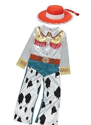 BNWT  Disney  Toy Story Jessie Fancy Dress Costume aged 5-6 years