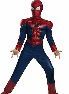 The-Amazing-Spiderman Child Boy Costume-Bonus-Wrist-Communicator-Marvel-Disguise