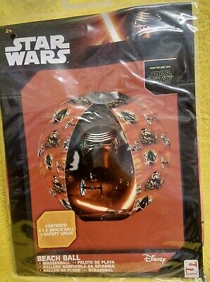 Sambro Disney Star Wars Episode 7 The force Awakens Inflatable Beach Ball