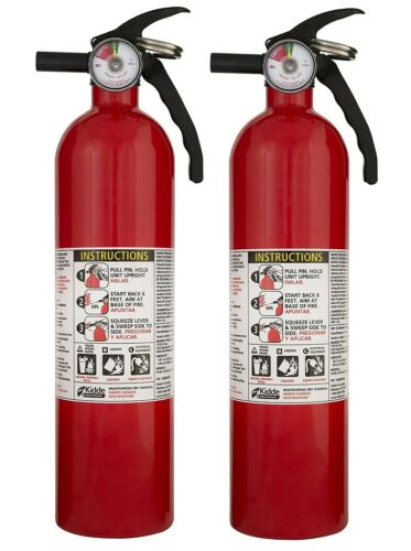 Kidde Fire Extinguisher For Household US Coast Guard Agency Approval Multipurpos