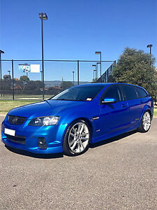 2011 Holden Commodore SS Sportwagon Series II Epping Whittlesea Area Preview