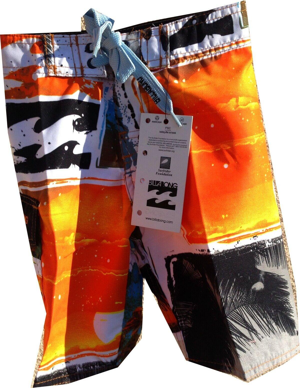 Billabong BABY Shorts  Kitehose ,kurze Hose  ,Badehose ,Bermudas,gr 4 Kinder