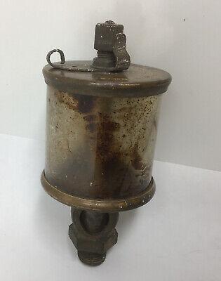 Lunkenheimer No. 3 Fig 1298 Royal Brass Oiler Hit Miss Engine Free Ship