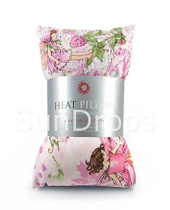 HEAT / CHILL WHEAT PILLOW - Hot / Cold Pack with Fully Removable Washable Cover