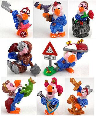 Condor Vogel (Überraschungsei Figuren Sir Condor Frankreich Auswahl UeEi Geier Vögel)